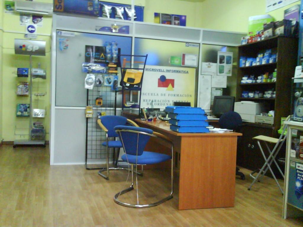 Tienda Informatica San Blas