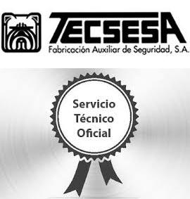 PAGINA WEB SERVICIO OFICIAL TECSESA PUERTAS Y CERRADURAS